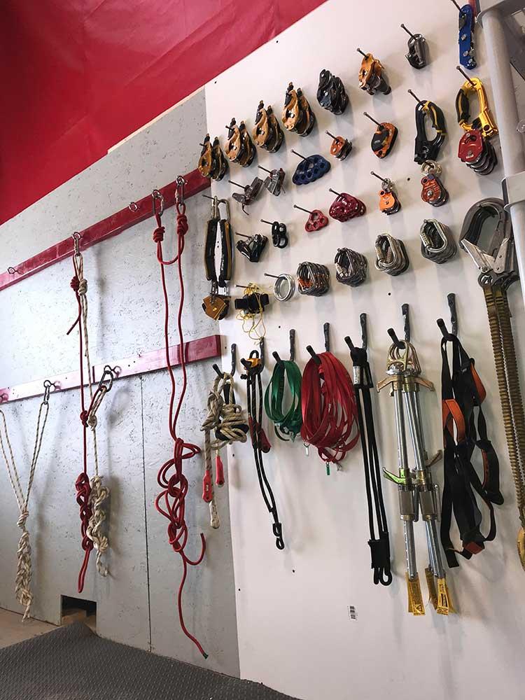 IRATA Ropes Access Training Edmonton